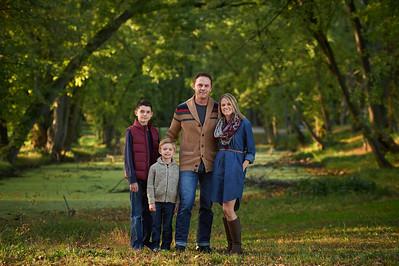 Capik Family in Wrightsville