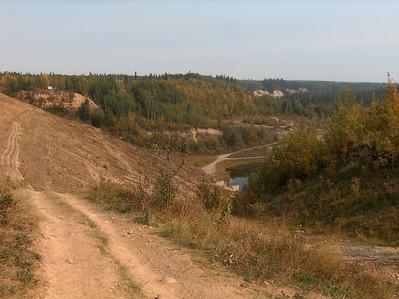 2006 Brazeau Dam