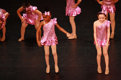 Saturday Intermediate Ballet Jazz Combo