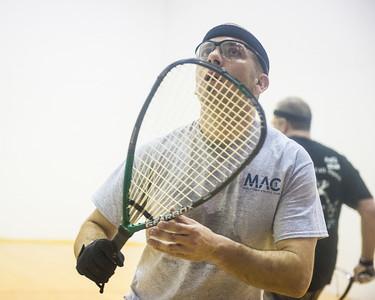 Men's Singles Open Semis Thomas Gerhardt over Chad Agnolucci