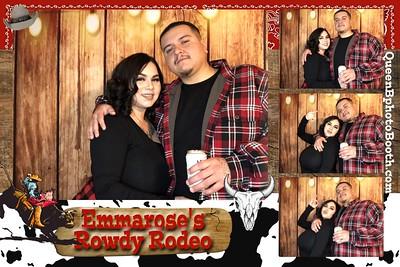 Emmarose's Rowdy Rodeo