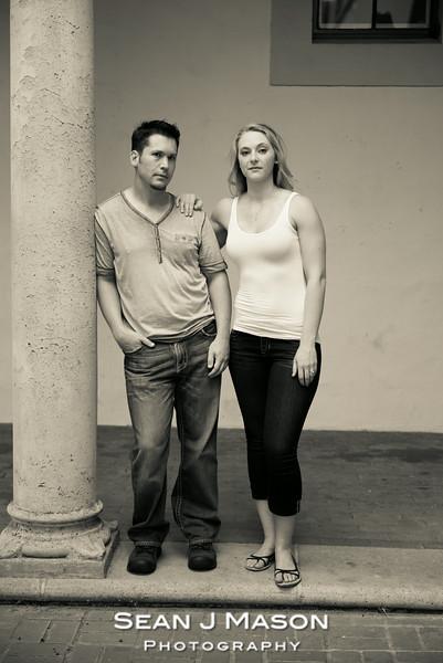 Siara & Gary Engagement