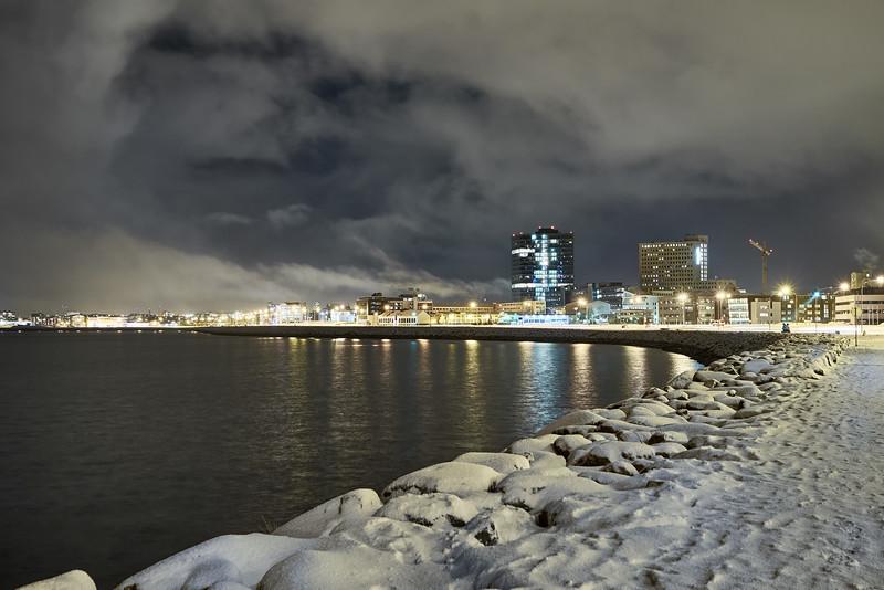 New Years Day in Reykjavík