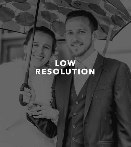 Low Resolution