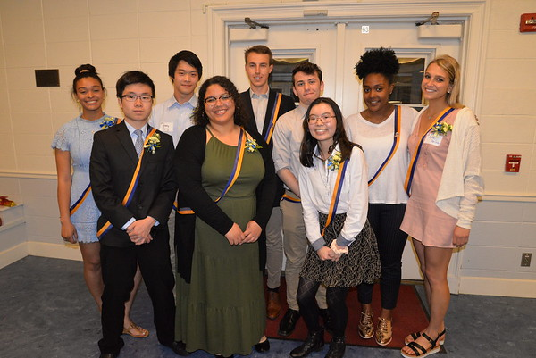 Modern Language Induction Ceremony