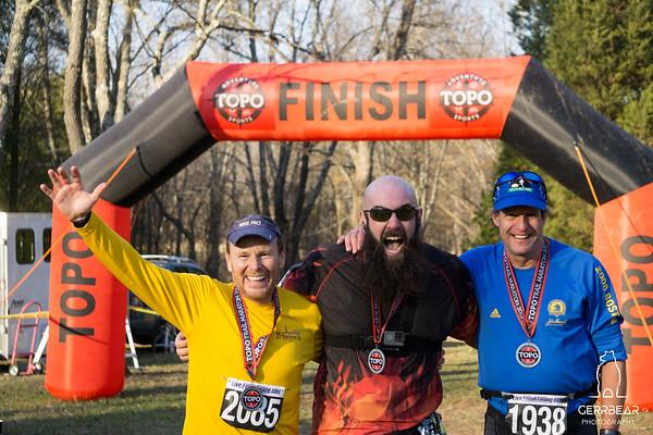 2017 Topo Trail Marathon