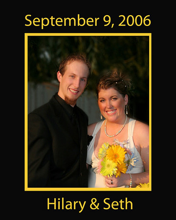 Sample wedding album 2