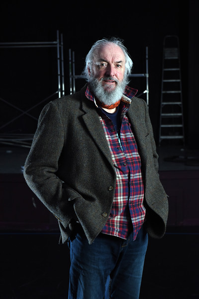 Pictured is actor John Stahl who is appearing in the latest production of the James plays. Pic by Paul Chappells