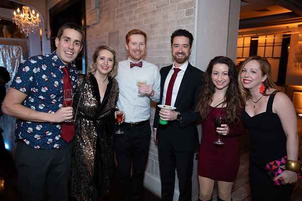 Investedge Holiday Party 2019