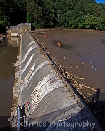 Dam Repair 2010