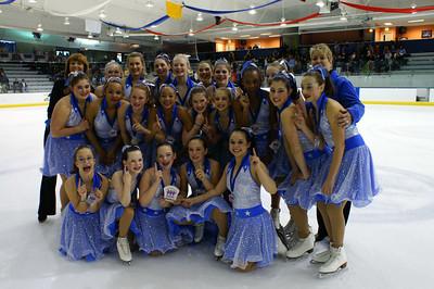 National Synchronized Skating Championships