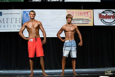 Finals Men's Physique Overall