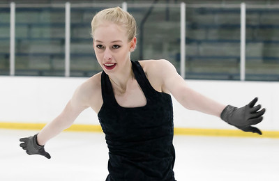 20180118 - Bradie Tennell practices for the Olympics (SN)