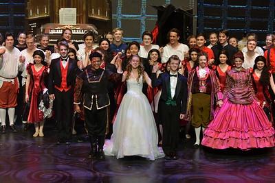 Phantom of the Opera - Opening Night - 05/11/2017