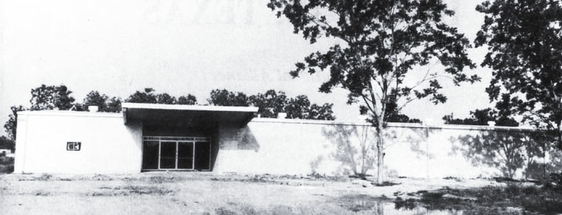 The newly completed Polish Home at 103 Cooper Road in early 1974