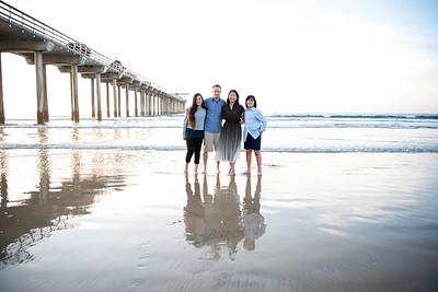 Sessoms Family | La Jolla Shores Family Photos