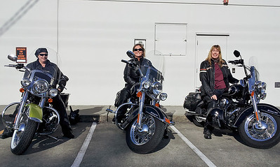 Ride to Lynnwood Harley & Kafe Neo