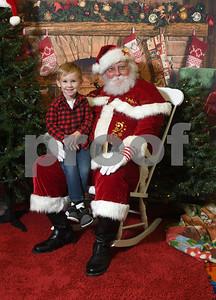 2019 Kiddie Land Preschool _Santa