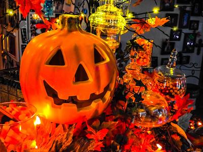Halloween & Pumpkins