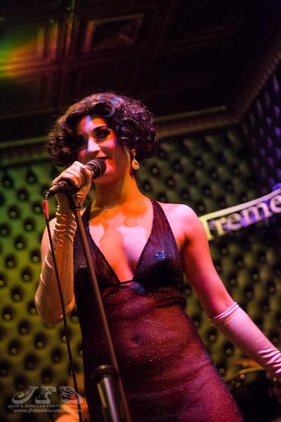 Romeo's Burlesque and Cabaret Night at Treme