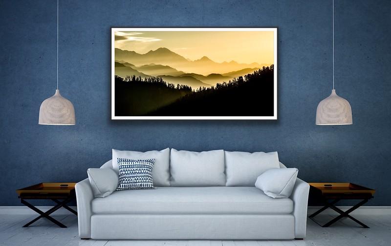 'A New Day' Fine Art Framed Print