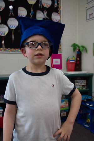 Casey's Kindergarten Graduation