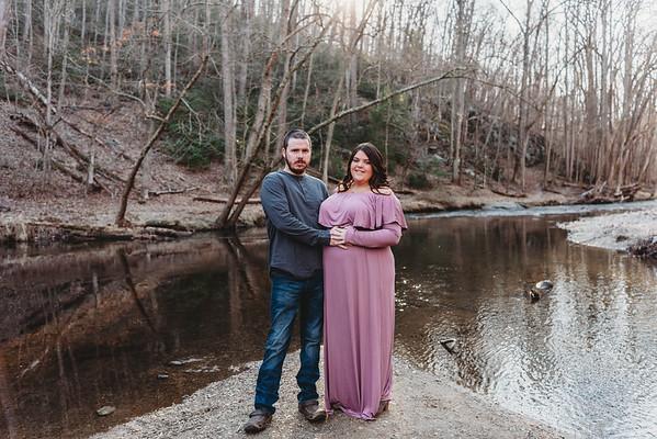 Rachel and Austin Maternity