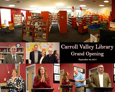 Library Grand Opening