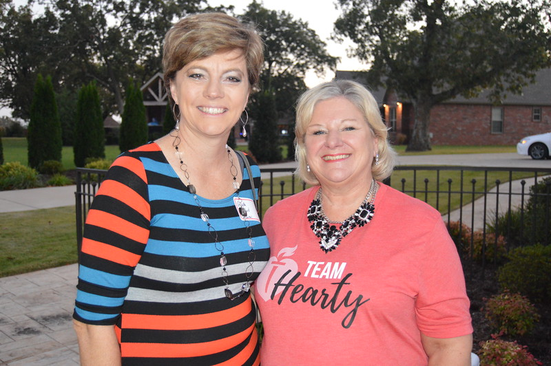Angela Belford, Cindy Hudlow 1.JPG