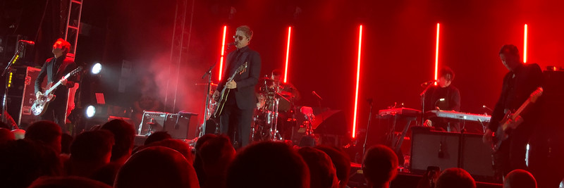 Interpol - O2 Academy Leeds 2019