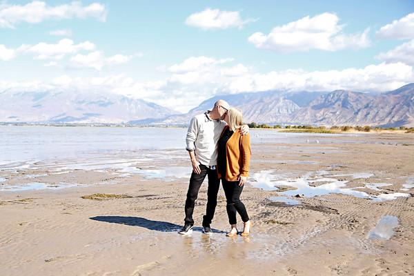 Gallacher family-Utah Lake