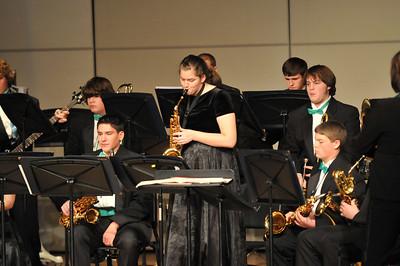 Concert & Jazz Band Winter Concert 2009