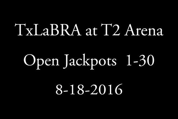 8-18-2016  Open Jackpots 1-30