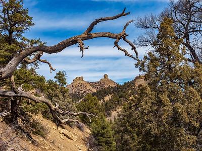 Chimney Rock Hike