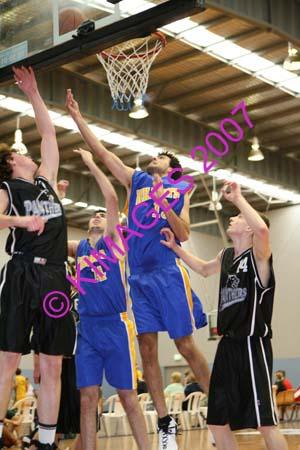 Penrith Vs Parramatta 29-4-07
