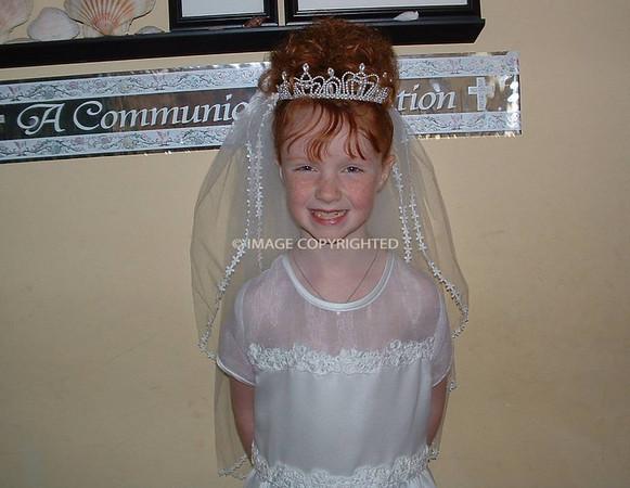 Kaylin First Communion