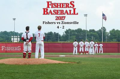 Fishers vs Zionsville - Varsity