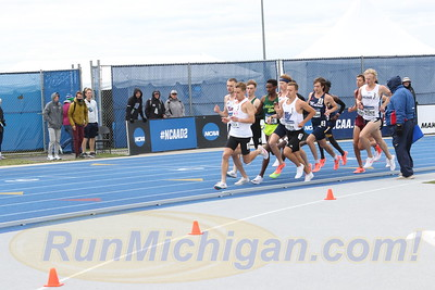 3000M Steeplechase Men Gallery 1 - 2021 NCAA Division II Outdoor Track & Field Championships
