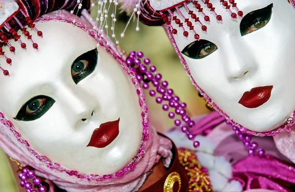Venetian Carnival in Remiremont - Carnaval vénitien à Remiremont