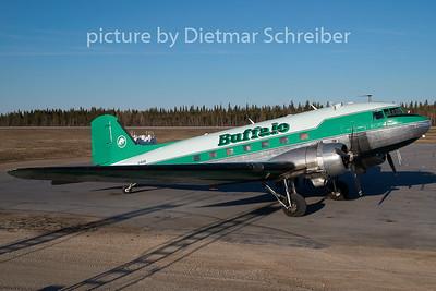 C-FLFR Douglas DC3
