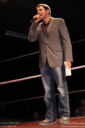DGUSA 11/4/12 - Ricochet vs AR Fox vs Akira Tozawa vs Johnny Gargano