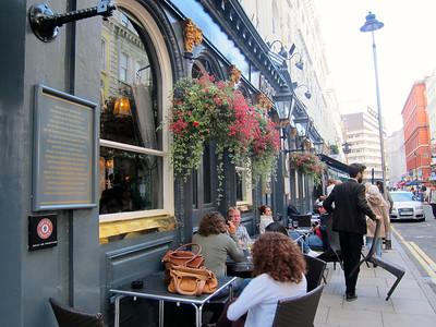 Becki's London Pics