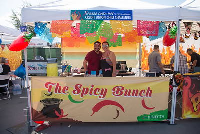 Kinecta - The Spicy Bunch