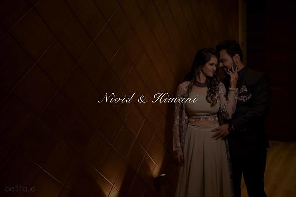 Nivid and Himani / Ahmedabad 2018