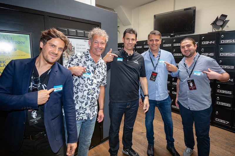 2018_06_29, Amsterdam, Come Together Amsterdam, Larry O'Connor, Matt Reich, Melkweg, Christian Sonhel, NL, Pietro Rossi, Thomas Lund