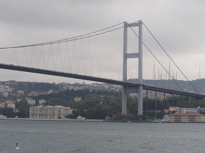 Turkey: Istanbul, Bosphorus (2007)