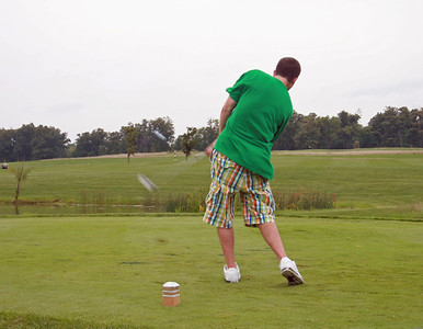 2007 Pioneer basketball golf outing