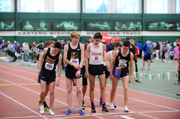 Day One - 3200 Run BOYS - 2019 MITS State