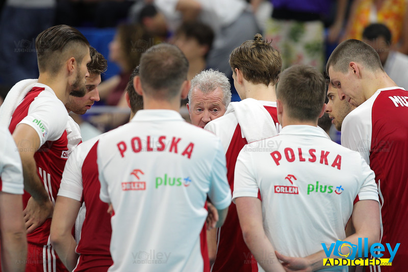 Italia 2 - Poland 3 Volley Nations League Men 2019 Allianz Cloud, Milano, 23/06/2019