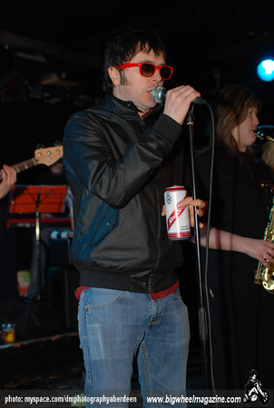Bad Manners, Max Splodge, Aka-Ska - at Moshulu - Aberdeen, UK - December 29, 2008